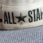 Vintage Converse All Stars green ox