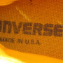 Vintage Converse All Stars yellow 2