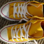 Vintage Converse All Stars yellow 1