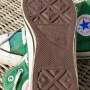 Vintage Converse All Stars high green 5