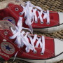 Vintage Converse All Stars chestnut 1
