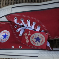Vintage Converse All Stars chestnut 2