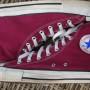 Vintage Converse All Stars maroon 3