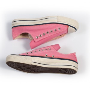 Vintage Converse All Stars Pink Ox 1