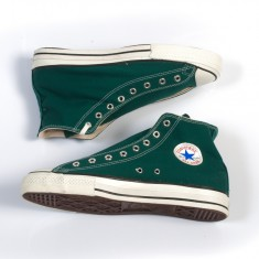 Vintage Converse All Star Forrest Green 1