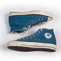 Vintage Converse All Stars LT Blue 1