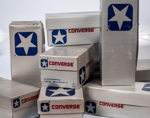 Vintage Converse All Stars Boxes
