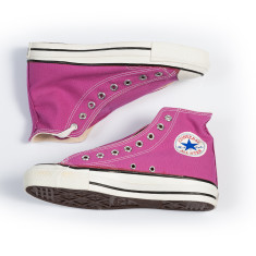 Vintage Converse All Star Raspberry 1