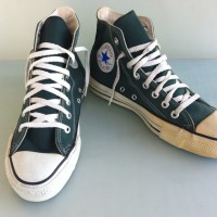 Vintage converse all stars discoloration